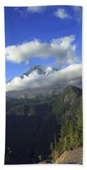 Mount Rainier Beach Sheet