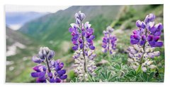 Mountain Lupine Beach Sheet