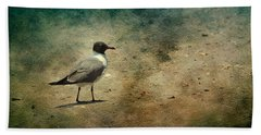 Mr. Seagull Beach Towel