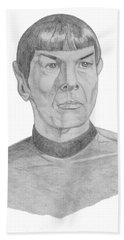 Mr. Spock Beach Sheet