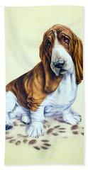 Mucky Pup Beach Towel