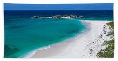 Mudjin Harbour Beach Towel