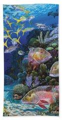 Mutton Reef Re002 Beach Towel