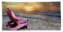 My Life As A Beach Chair Beach Towel