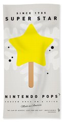 My Nintendo Ice Pop - Super Star Beach Towel