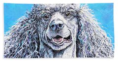 My Standard Of Excellence Beach Towel by Gail Butler