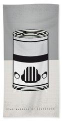 My Star Warhols Stormtrooper Minimal Can Poster Beach Towel
