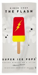 My Superhero Ice Pop - The Flash Beach Towel