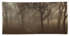 Mystic Forest 004 Beach Towel by Robert ONeil