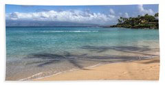 Napili Bay Maui Beach Towel