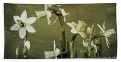 Narcissus Beach Towel