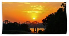 Natchez Sunset Beach Sheet