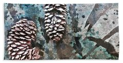 Nature Abstract 87 Beach Towel