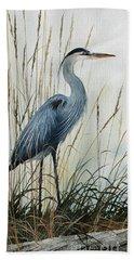 Natures Gentle Stillness Beach Towel by James Williamson