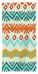 Southwest Pattern I Beach Towel