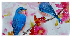 Nesting Pair Beach Towel