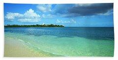 Nettle Bay Beach St. Maarten Beach Towel