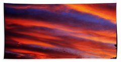 New Mexican Sunrise Beach Towel