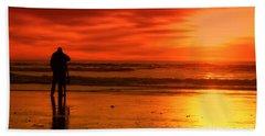 New Year's Love By Diana Sainz Beach Sheet