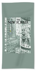 New Yorker June 11th, 2001 Beach Towel