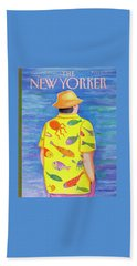New Yorker June 13th, 1988 Beach Towel