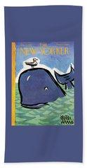 New Yorker June 23rd, 1962 Beach Towel