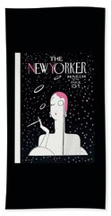 New Yorker March 7th, 1925 Beach Towel