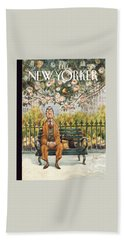 New Yorker May 30th, 2005 Beach Towel