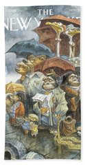 New Yorker November 21st, 2005 Beach Towel