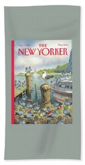 New Yorker September 5th, 1994 Beach Towel