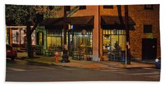 Newtown Nighthawks Beach Towel