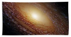 Ngc 2841 Beach Towel