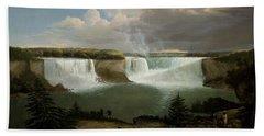 Niagra Falls By Alvan Fisher Beach Sheet