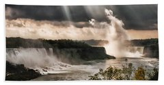 Niagra Falls Beach Towel