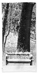 Nichols Arboretum Beach Sheet by Phil Perkins