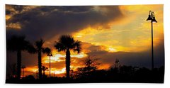 Night Fury Beach Towel