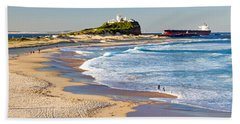 Nobby's Head 1 Beach Towel