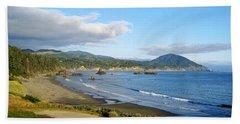 North Coast Beach Towel by AJ  Schibig