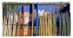 North Shore Surf Shop Beach Sheet