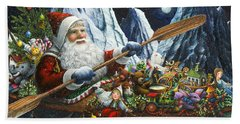 Northern Passage Beach Towel