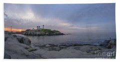 Nubble Lighthouse Beach Sheet