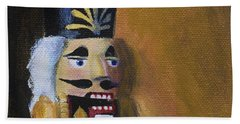 Nutcracker II Beach Towel