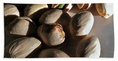 Nuts Beach Sheet by Bill Owen