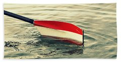 Oar Beach Towel