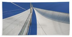 Obsession Sails 1 Beach Towel