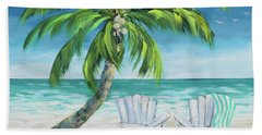 Ocean Breeze II Beach Towel