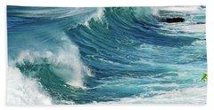 Ocean Majesty Beach Towel