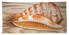 Ocean Shell Beach Towel