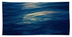 Ocean Twilight Beach Towel