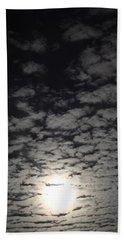October Moon Beach Towel